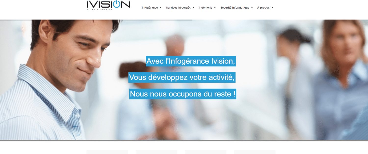 Ivision